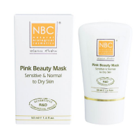 Маска красоты - Pink Beauty Moisturizing Mask
